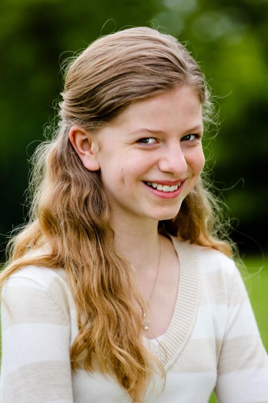 Kaja spielt Kathi (Foto: Saxonia Media)