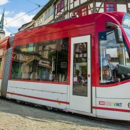 Warum sind die Erfurter Straßenbahnen nicht klimatisiert?