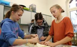 Vom Schüler- zum Meisterkoch