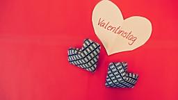 Last Minute zum Valentinstag