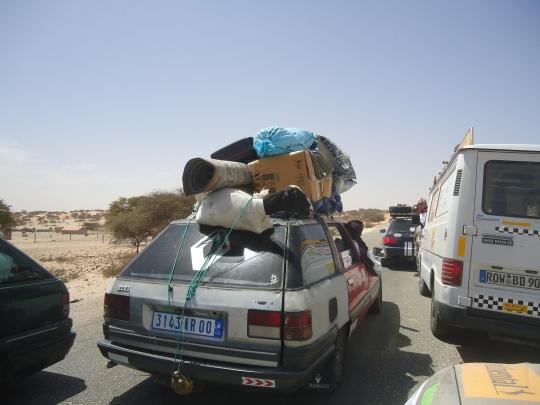 Abenteuerliche Transporte