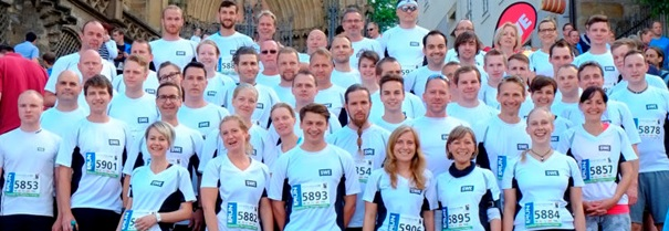 Das SWE RUN!-Team 2016