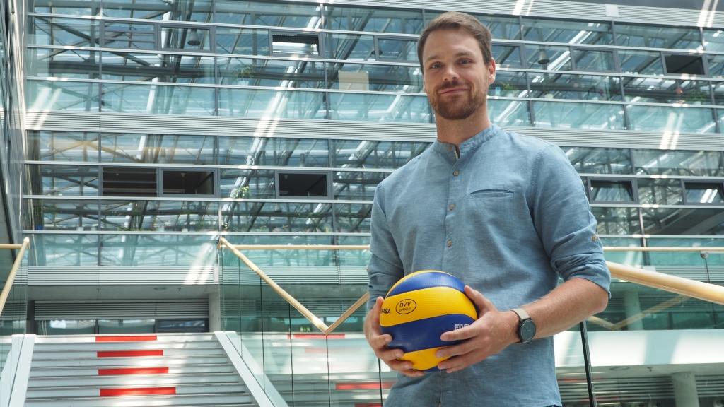 Jonas Kronseder - SWE Volley-Team