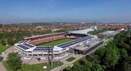 Tag der offenen Tür im Steigerwaldstadion