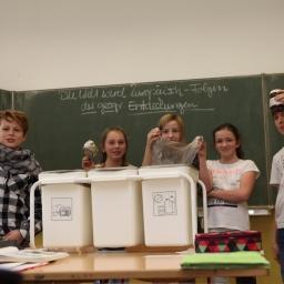 Müllsortierung kinderleicht