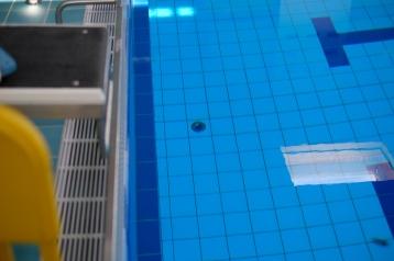 Bis das Becken leer ist vergehen bis zu drei Tage.