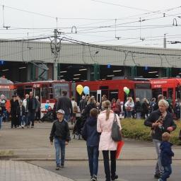 EVAG Erfurt: Das war der Tag der offenen Tür