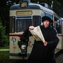 Katerexpress der EVAG: Luther und der Wein