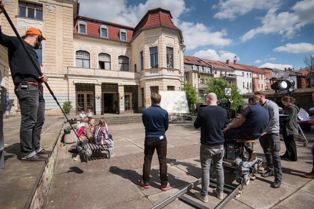 Drehstart zur 21. Staffel Schloss Einstein