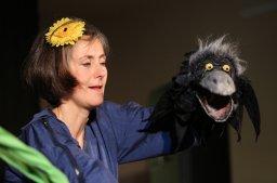 Christiane Weidringer lebt fürs Puppenspiel