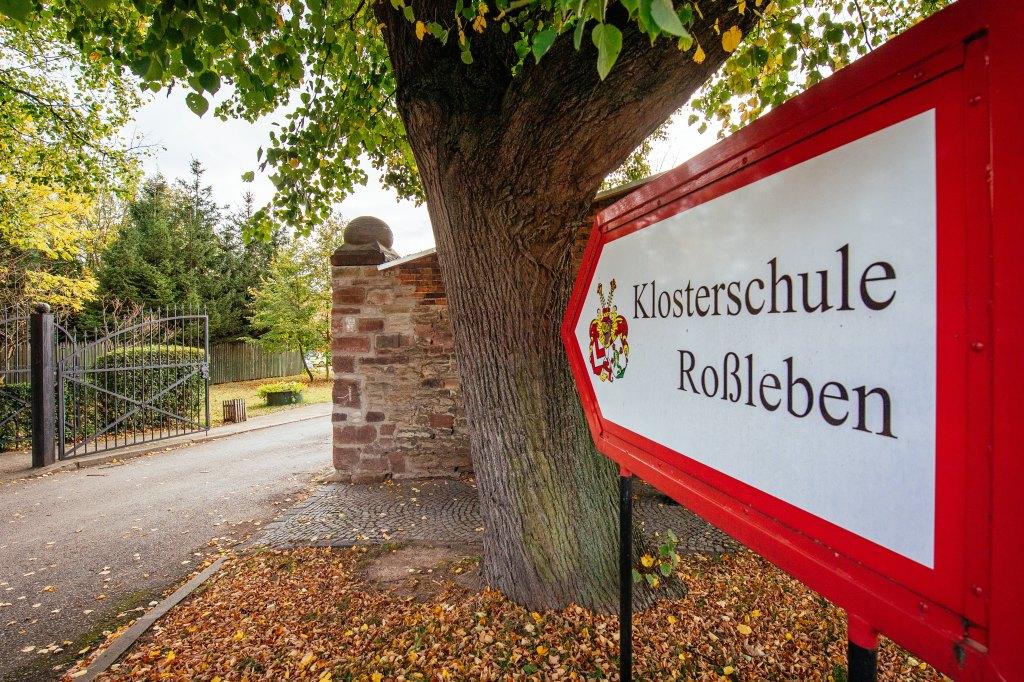 Klosterschule Ro§leben