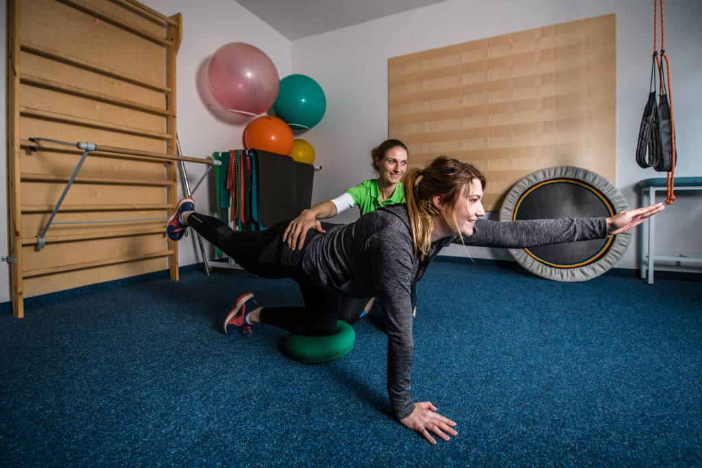 Physiotherapie im Rieth