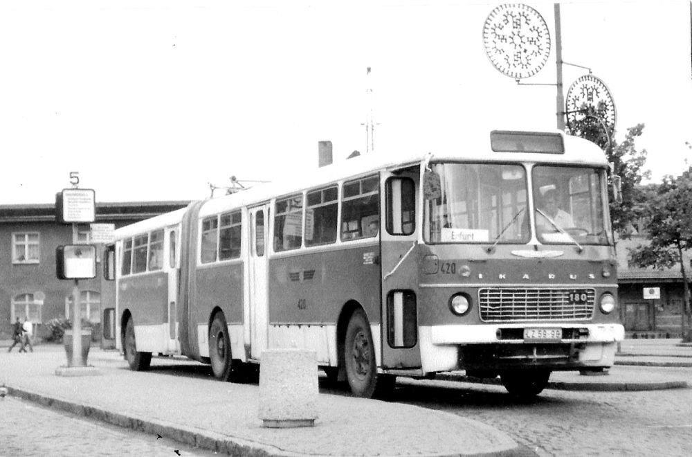 Mythos Bus Der Ikarus In Erfurt Blog Der Stadtwerke