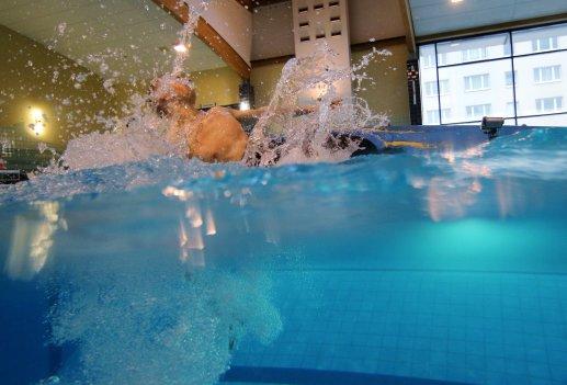 Erfurt - Tag der offenen Tür Schwimmhalle