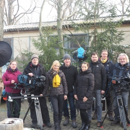 1000 Mal Tierisch tierisch – Dreh in Erfurt