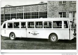 Als es noch Dampfomnibusse gab