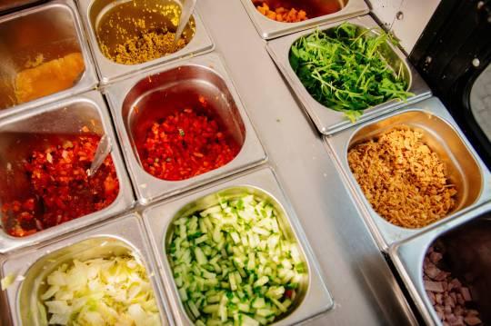 Gemüse und mehr