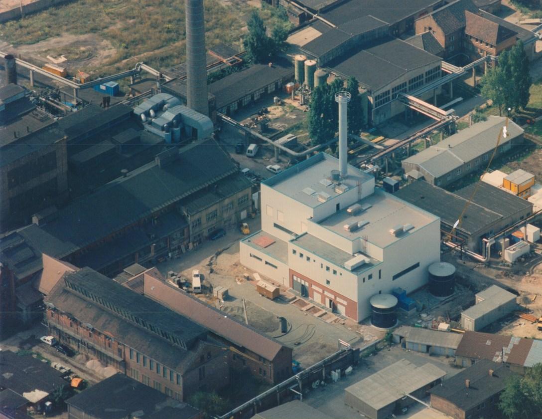 1996_HKW Id_neue und alte Anlagen_Kraftwerk2