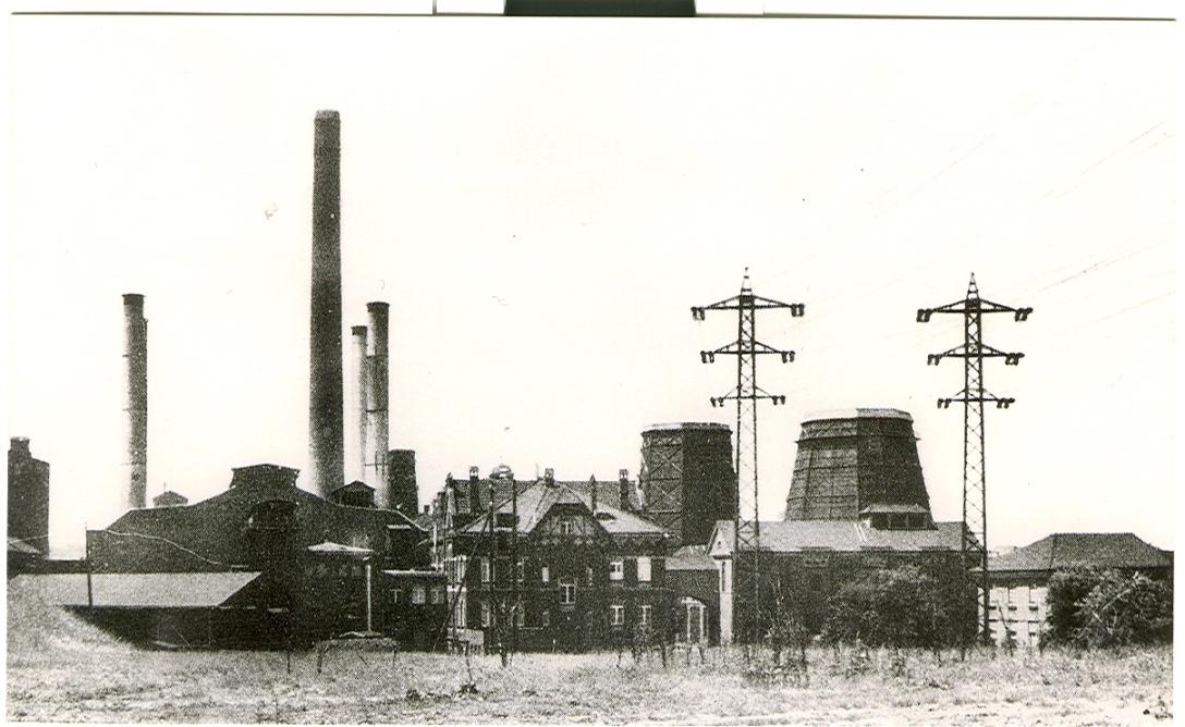 30er Jahre Kraftwerk Iderhoffstraße