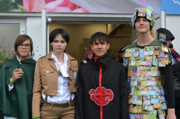 Kreative Cosplays