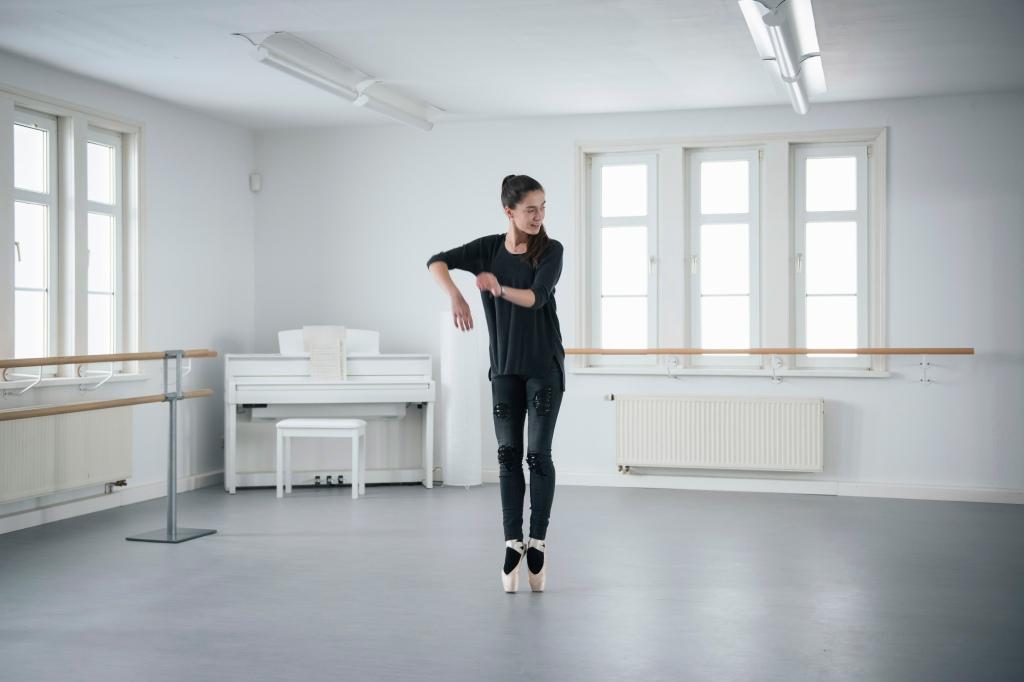 Carolin Tietz (Paloma Padrock)Foto: Saxonia Media / Felix Abraham