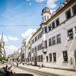 Erfurter Buchasyl im Kultur: Haus Dacheröden