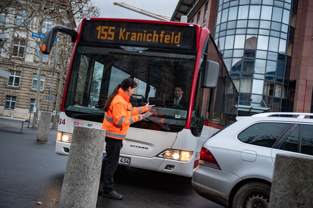 Erfurter Verkehrsbetriebe AG