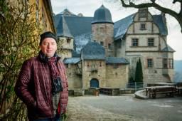 Warum hat Kranichfeld zwei Burgen?