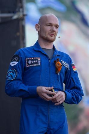 Astro-Alex in Erfurt