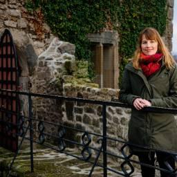 Wasserburg Kapellendorf: Hier ist der Burgherr eine Frau